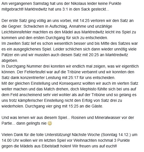 Facebook-Post 09.12.14