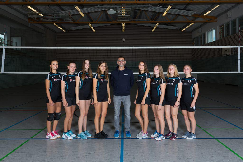 Damen 3, Saison 2018/2019, TSV Abensberg Volleyball