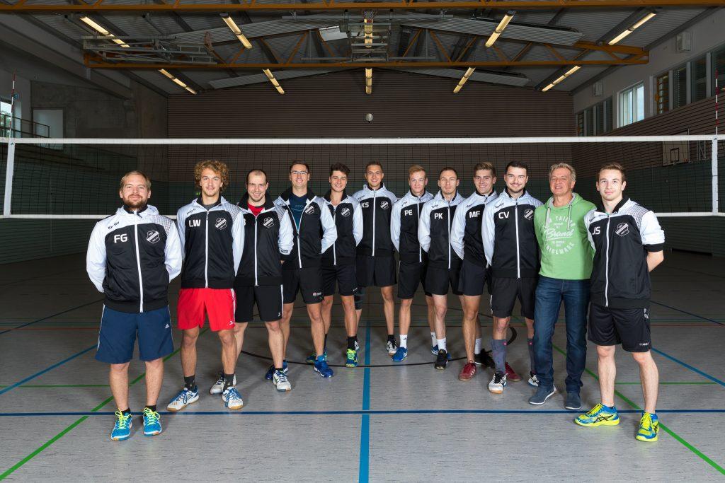 Herren 2, Saison 2018/2019, TSV Abensberg Volleyball