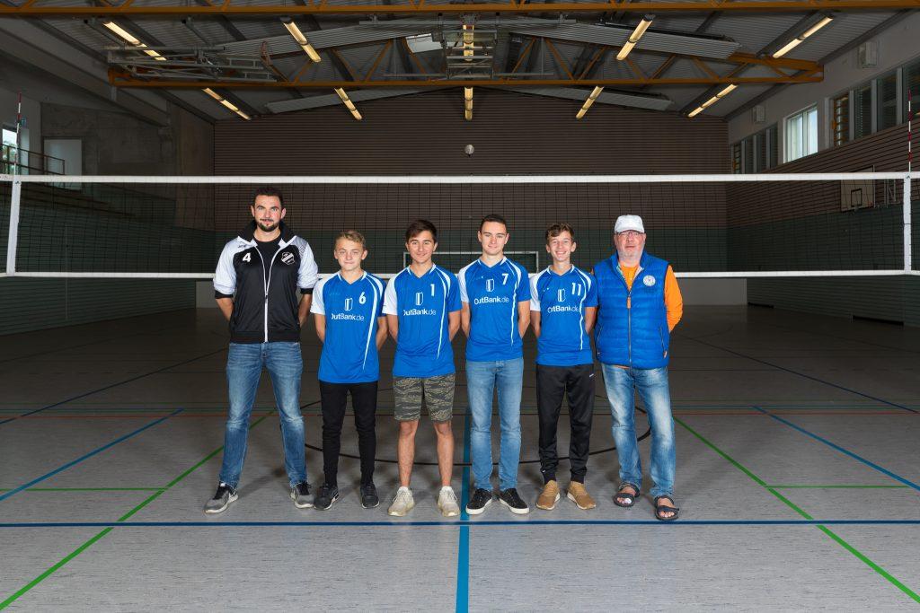 Jugend Jungs, Saison 2018/2019, TSV Abensberg Volleyball