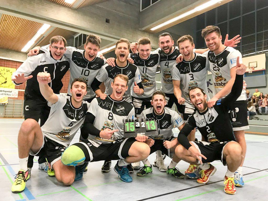 Herren 1, Saison 2018/2019, TSV Abensberg, Volleyball, TB/ASV Regenstauf